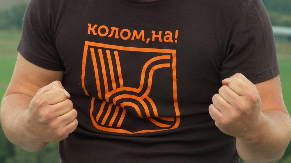 K-tshirt-kolom'na