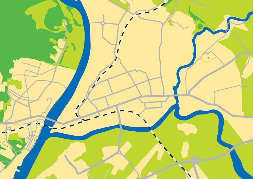 Klmn-map